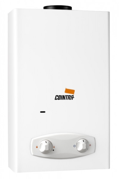 Gas Durchlauferhitzer Cointra Optima COB-10p