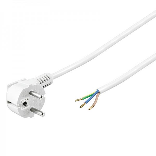 Netzanschluss Kabel 1,5 Meter , 1,5mm2