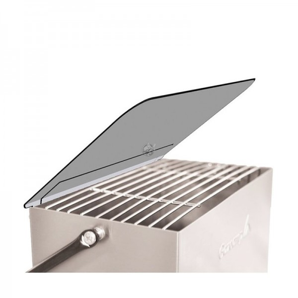 Abstrahlblech für Heatbox