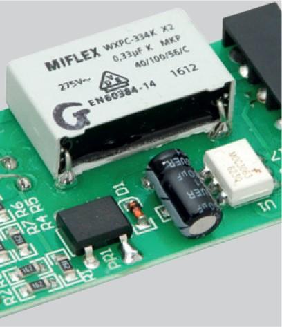 PERFECT Elektronikmodul 230Volt Übertisch