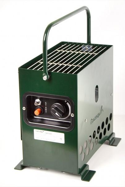 Heatbox 2000 grün Gasheizung